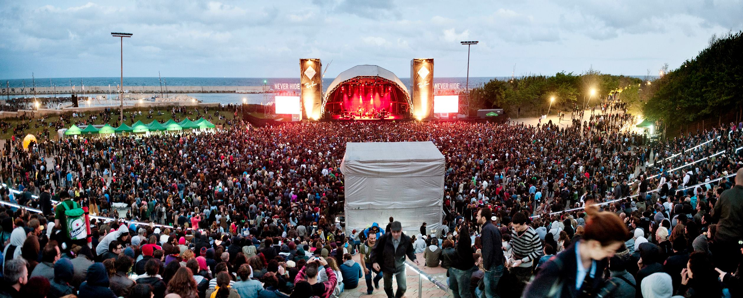 primavera sound recintos