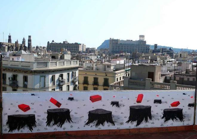 ÚS Festival Graffiti de Barcelona