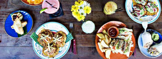 Foc. Comida y bebidas latinas en la Barceloneta