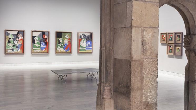 El Museo Pablo Picasso en Barcelona