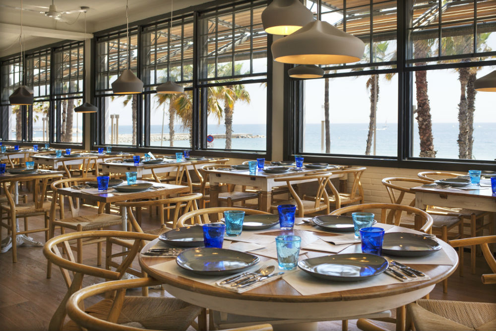 Best paella restaurants in barcelona fuster apartments - Restaurant umo barcelona ...