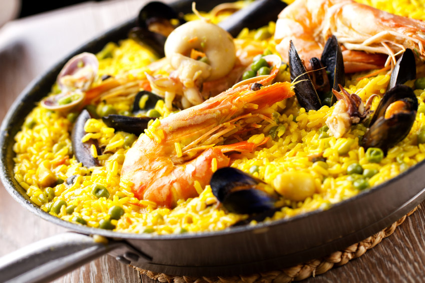 best paella restaurants in barcelona fuster apartments. Black Bedroom Furniture Sets. Home Design Ideas