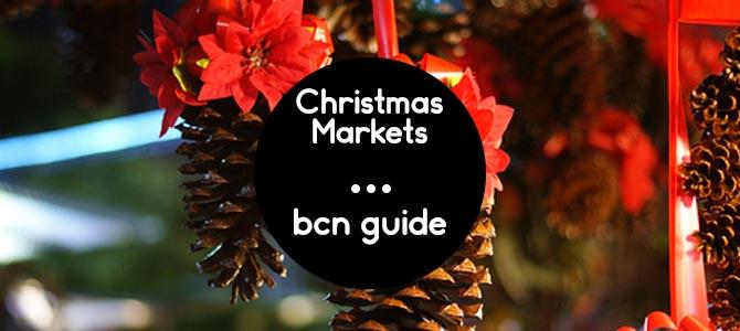 Christmas Markets Barcelona