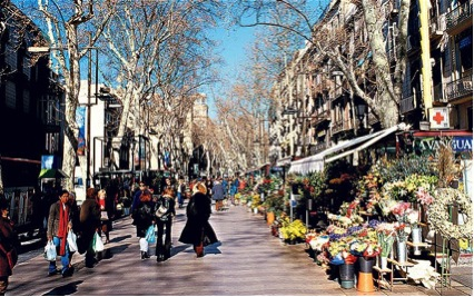 autumn winter Barcelona