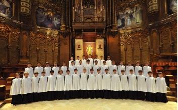 Boys Choir Montserrat