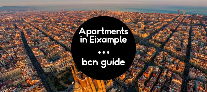 Apartments in Eixample