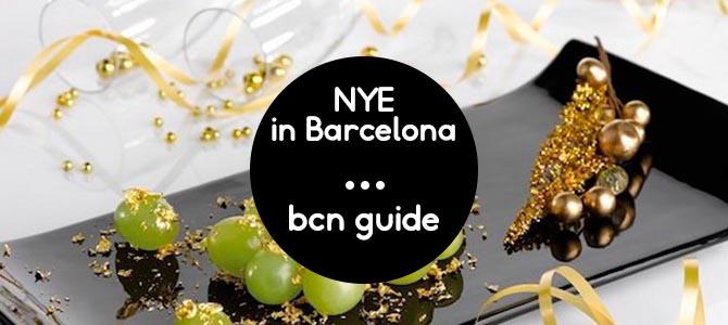 New Years Eve Barcelona