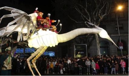 Festive Parades Barcelona