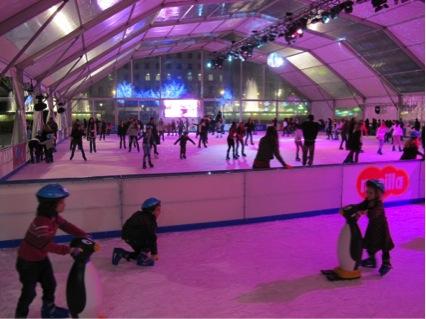 Skating Barcelona