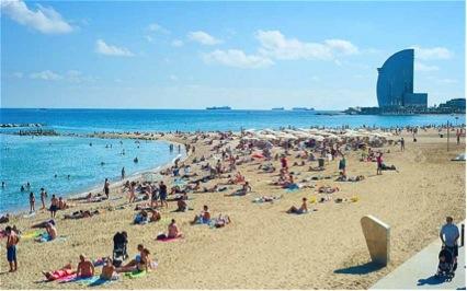 Spring Summer Barcelona
