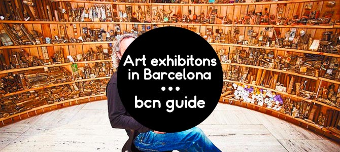 Art Exhibitions Barcelona