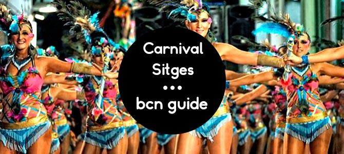 Carnival Sitges, Barcelona