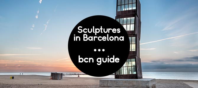 Sculptures in Barcelona