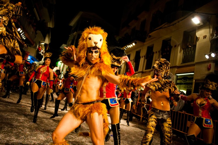 Sitges Carnival