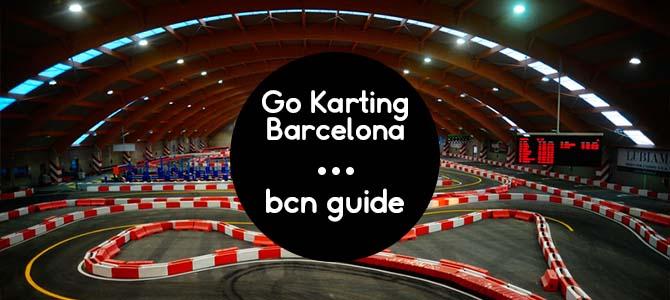 Go Karting Barcelona
