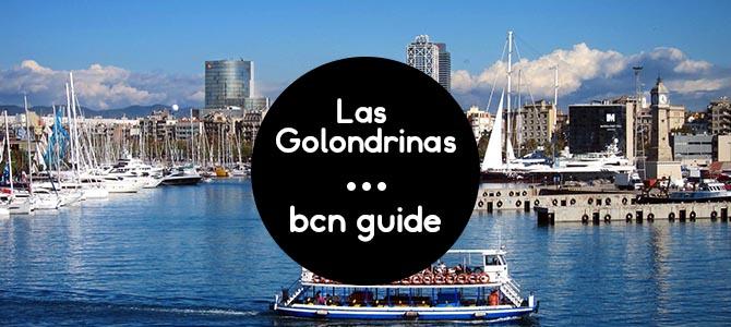 Golondrinas Boat Tours Barcelona