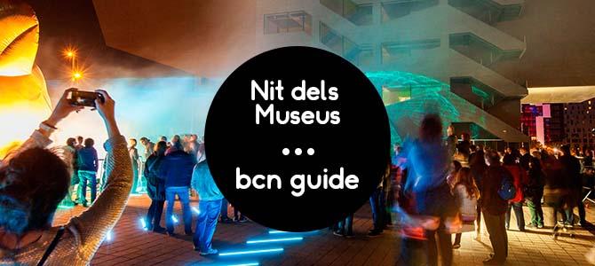 Nit Dels Museus Barcelona