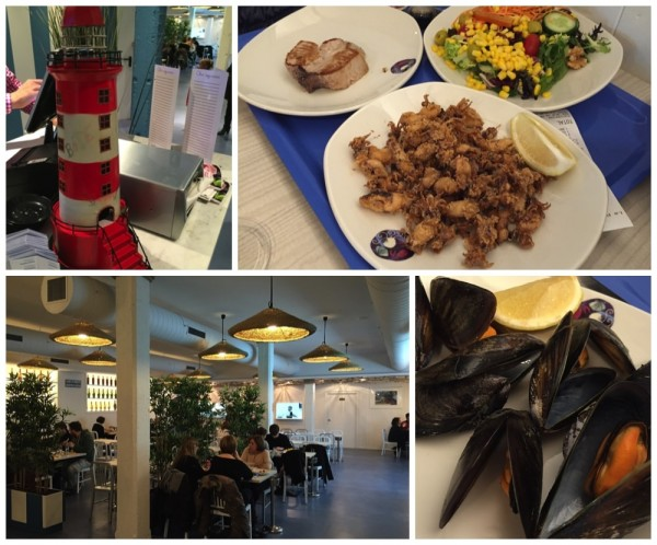 The Paradeta Restaurant
