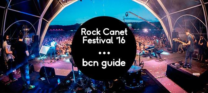 Rock Canet Festival Barcelona