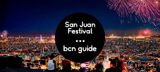 San Juan Festival Barcelona