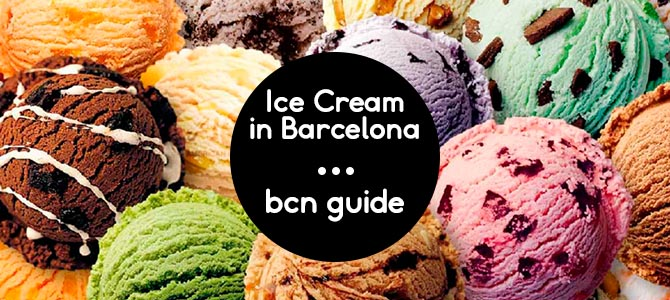 Ice Cream Barcelona