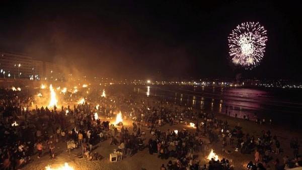 The Saint John festival