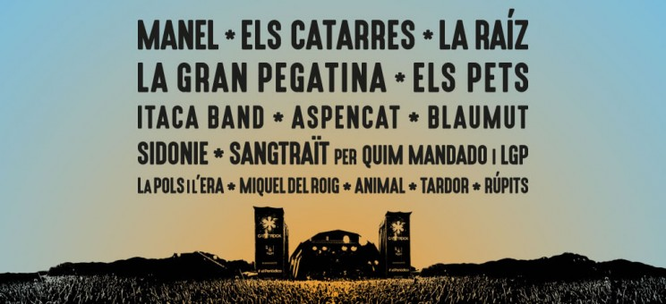 line up canet rock 2016