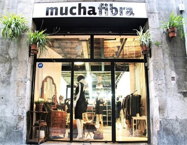 Mucha Fibra, moda en Barcelona