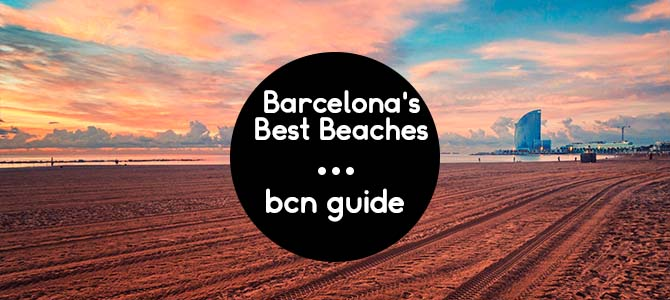 Best Beaches of Barcelona