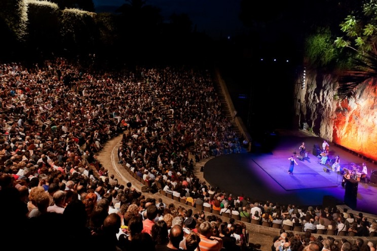 Teatro Barcelona Festival Grec