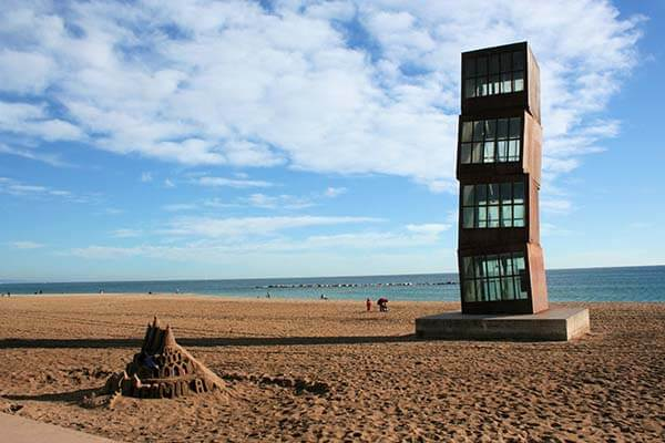 The 5 Best Beaches In Barcelona