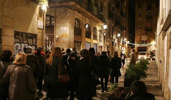 Fantasmas de Barcelona