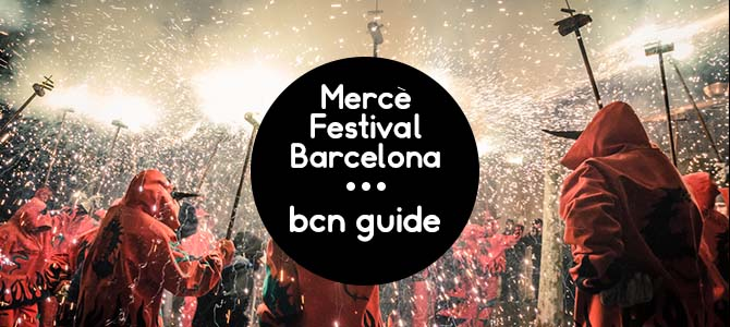 Mercè Festival Barcelona