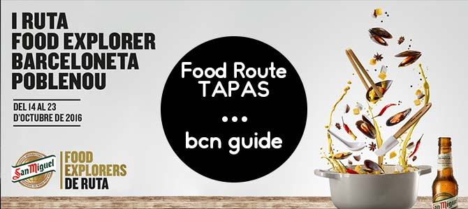 Food Explorer Barcelona - Tapas