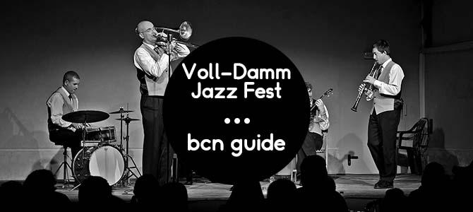 Voll Damm Jazz Festival Barcelona