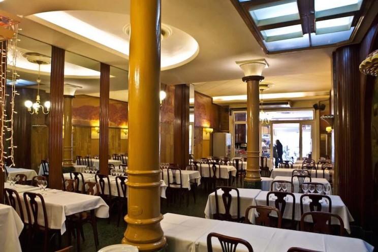 casa agustí restaurante