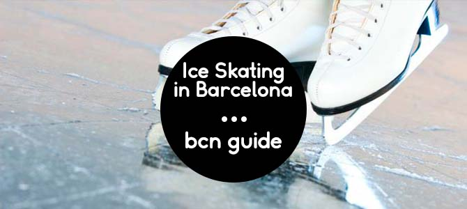 Ice Skating Barcelona