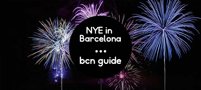 New Years Eve Barcelona