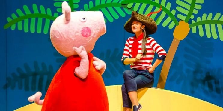 peppa pig festival infancia