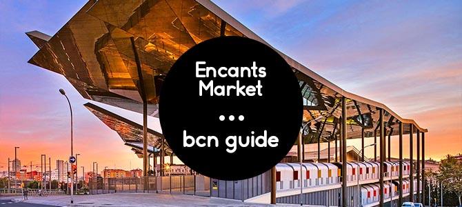 Encants Market Barcelona