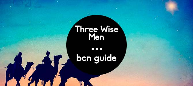 Cavalcade of the Three Wise Men - Barcelona