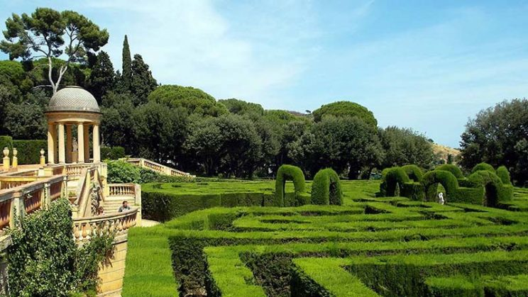 parc laberint horta