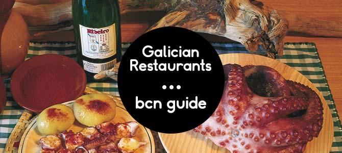 Comida Gallega Barcelona
