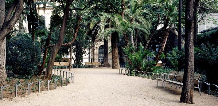 jardins palau robert