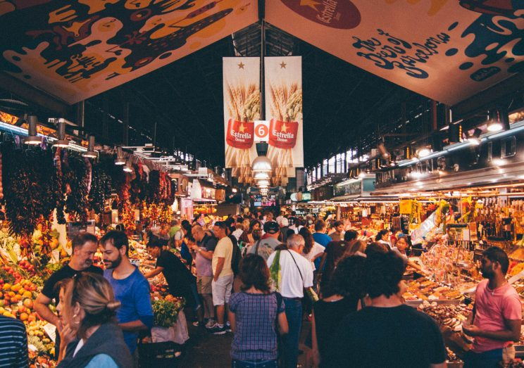 La Boqueria Mercado