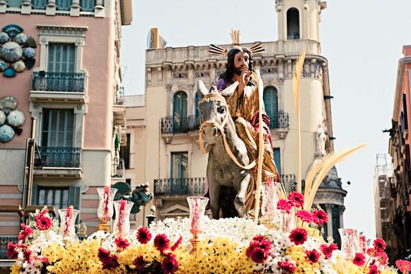 Semana Santa in Barcelona