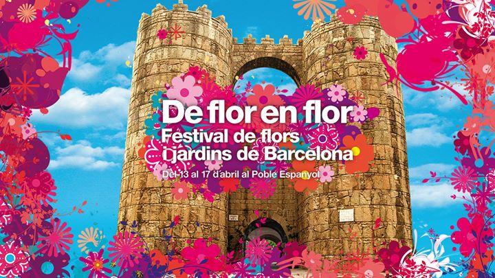 De Flor en Flor Barcelona