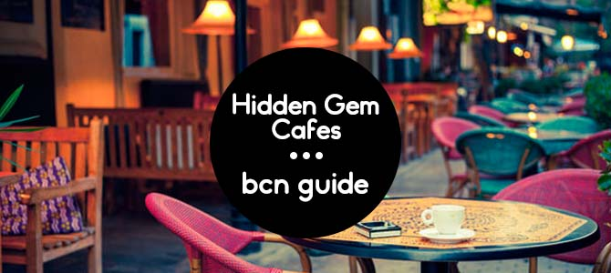 Hidden Gem Cafes Barcelona
