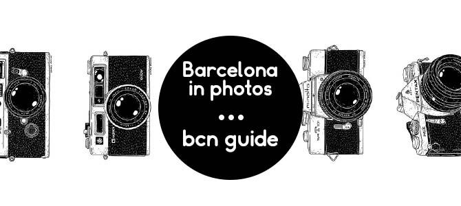 Barcelona in pics