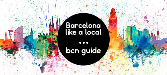 Barcelona like a local